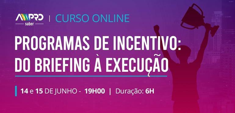 AMPRO Saber terá curso sobre programas de Incentivo