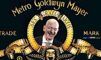 Amazon compra MGM por US$ 8,45 bilhões