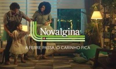 Fernanda Gentil é uma das influenciadoras da nova campanha de Novalgina
