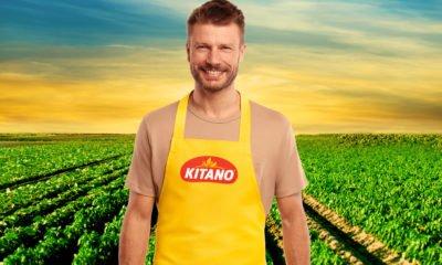 Kitano lança campanha com Rodrigo Hilbert como estagiário do mundo dos temperos