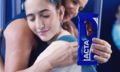 Lacta enfatiza a importância dos laços e conexões de afeto em nova campanha