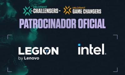 Lenovo é a nova parceira de VALORANT no Brasil