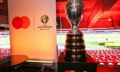 Mastercard cancela patrocínio à Copa América