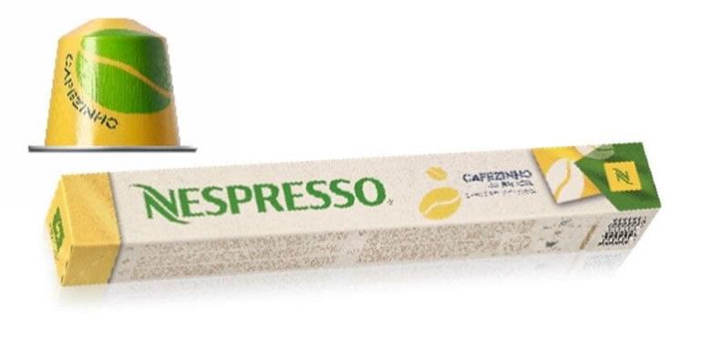 Nespresso celebra 15 anos no país com retorno de café icônico