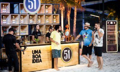 Agência MoodCom assina ativação da Cachaça 51 na live com a dupla Zé Neto e Cristiano