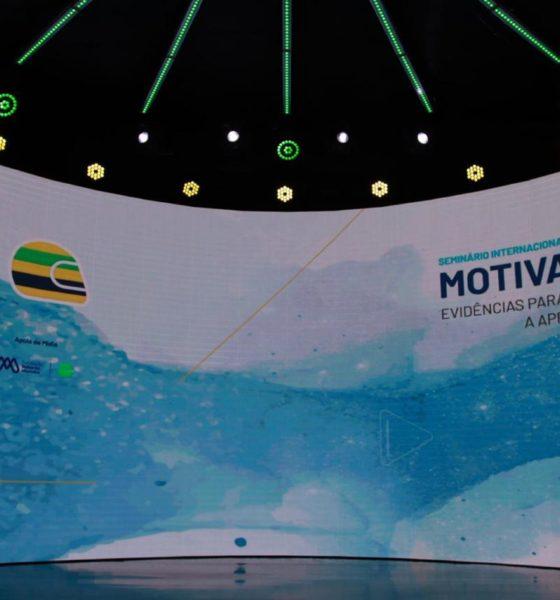 Fábula Live foi palco de evento do Instituto Ayrton Senna com participação de Gisele Bundchen e Príncipe Albert II de Mônaco