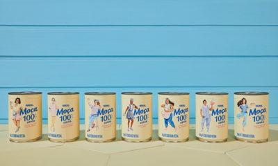 Pela primeira vez em 100 anos, Leite Moça® retira camponesa das latas para dar espaço a personagens reais