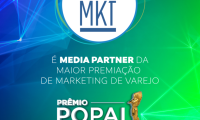 Prêmio POPAI chega a sua 𝟐𝟏ª e𝐝𝐢çã𝐨 e conta com o apoio da Revista Live Marketing
