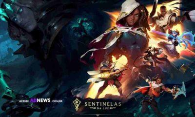 Sentinelas da Luz: Riot Games anuncia primeiro evento multiplataforma