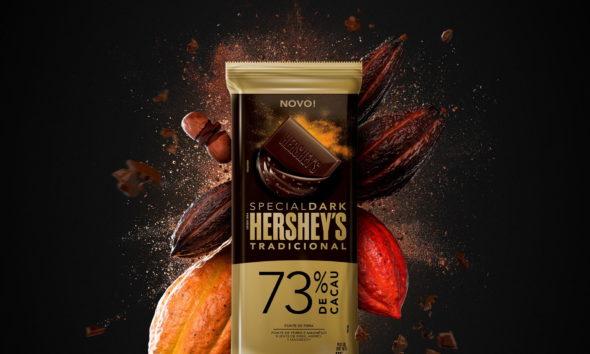 Hershey's Special Dark convida o público a colaborar com a criação de seu comercial de TV