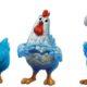 Maggi traz de volta a galinha azul, dessa vez em 3D