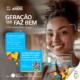 Nestlé lança ação para dar visibilidade a projetos transformadores liderados por jovens brasileiros