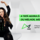 Next anuncia Tatá Werneck como nova embaixadora da marca
