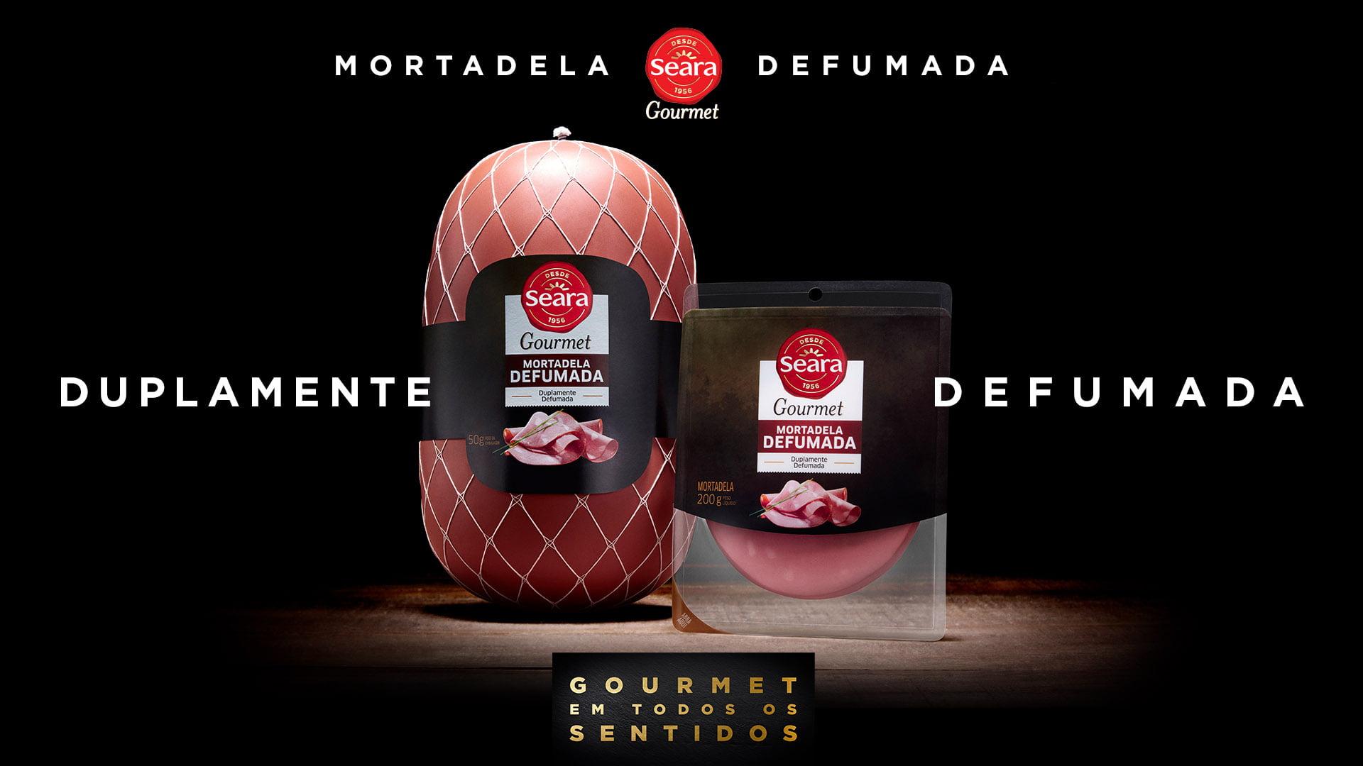 Seara Gourmet desperta todos os sentidos em nova campanha da Mortadela duplamente Defumada