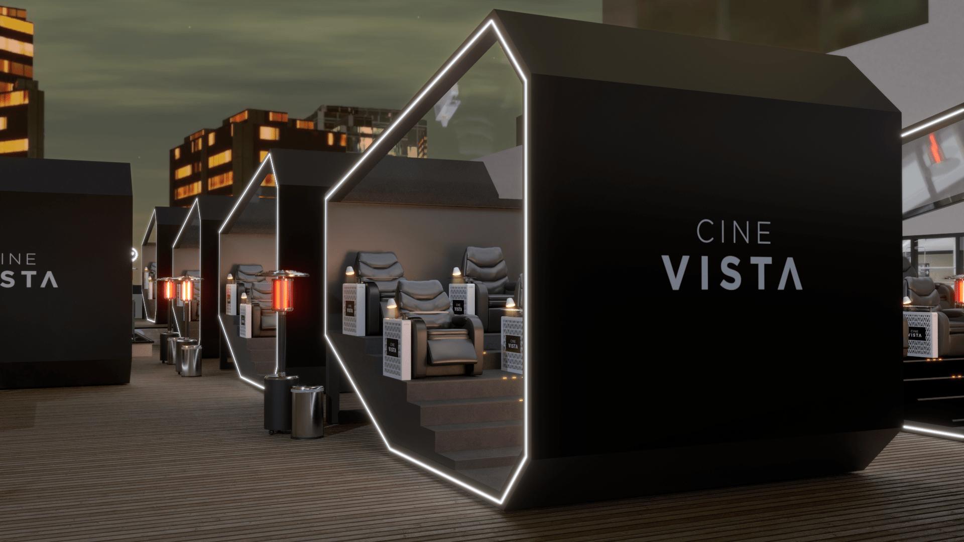 Shopping JK Iguatemi promove sessões inovadoras de cinema ao ar livre