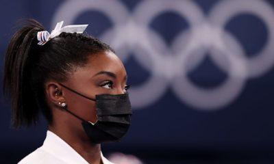 Simone Biles desiste de provas individuais e patrocinadores reagem