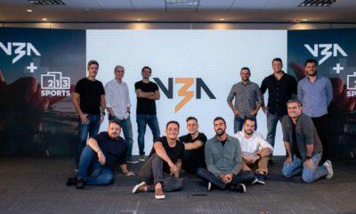 V3A amplia investimentos e anuncia aquisição da 213 Sports