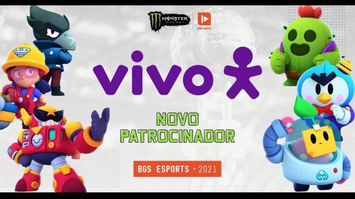 Vivo renova parceria e patrocina as competições de eSports da Brasil Game Show em 2021