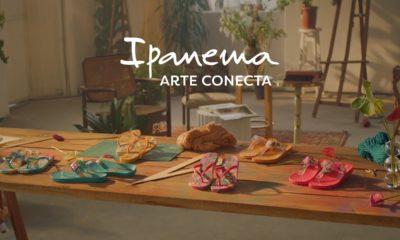 """Ipanema traz artistas femininas em nova coleção """"Arte Conecta"""""""