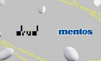 DRUID anuncia chegada de Mentos em seu portfólio