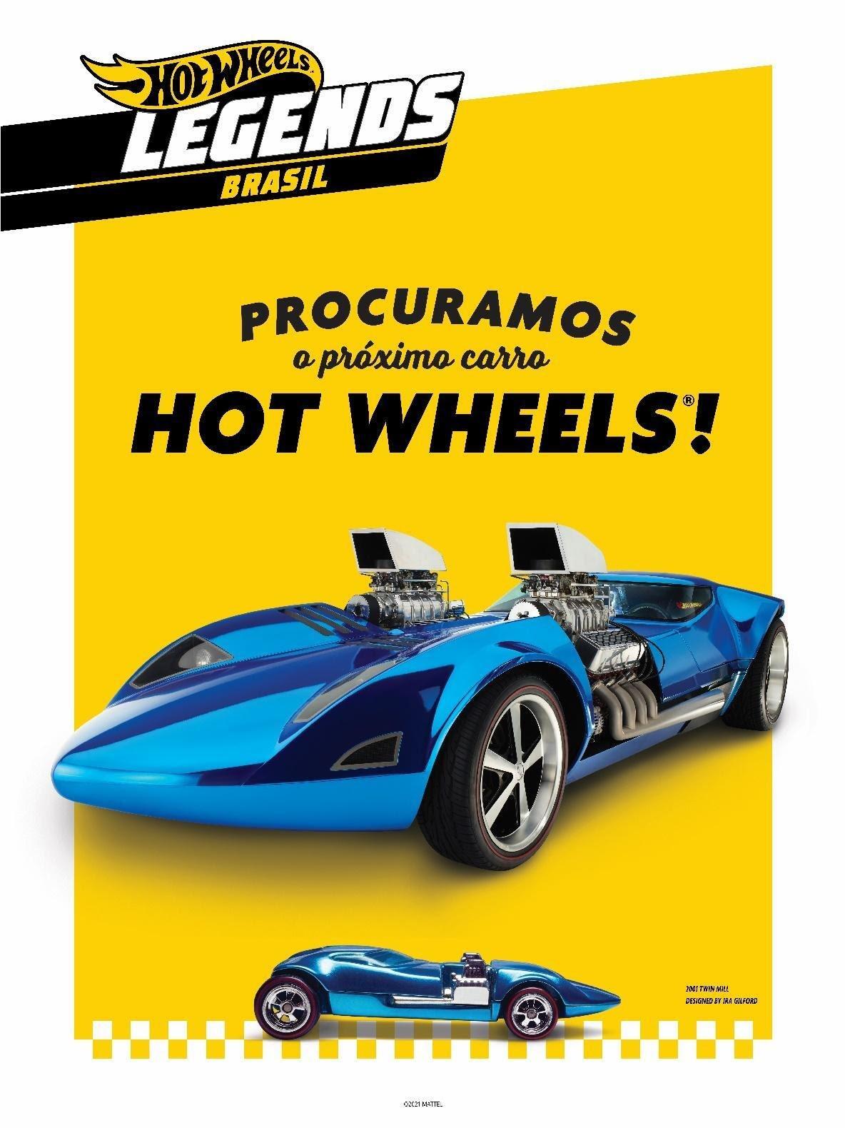 Hot Wheels traz para o Brasil maior evento de carros customizados do mundo