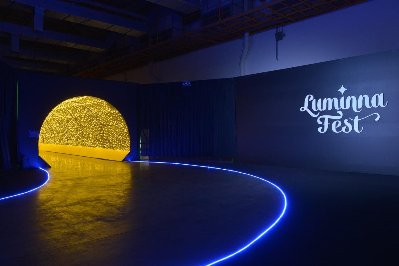 Luminna Fest anuncia segunda edição do Natal indoor que acontece em São Paulo