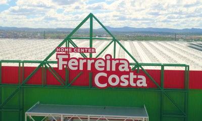 Ampla assina campanha de inauguração da nova unidade da Ferreira Costa em Caruaru