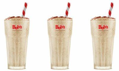 Bob's relança milk shake de Bacon para o Festival do Bacon