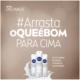 Com influencers, creators e twitaço, NIVEA lança movimento #ArrastaOQueÉBomParaCima
