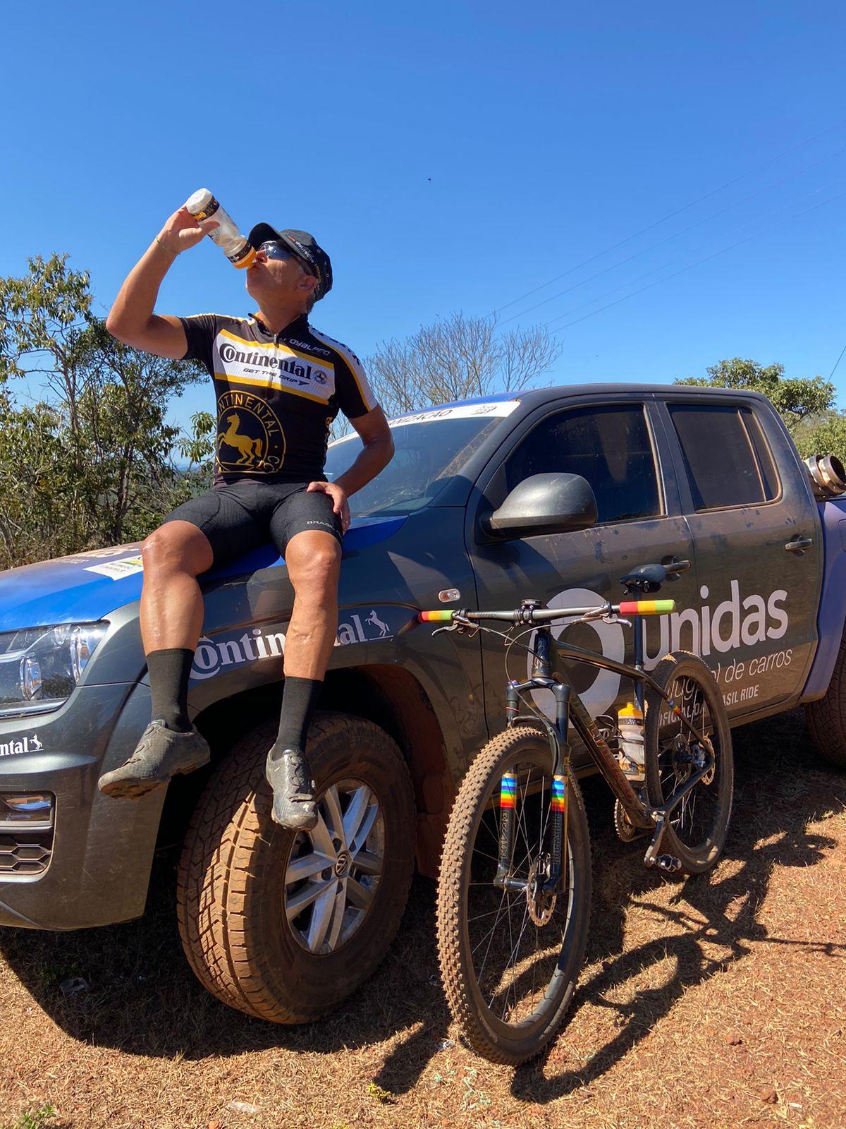 Continental Pneus fecha com a Brasil Ride e patrocinará circuito de provas de mountain bike premium