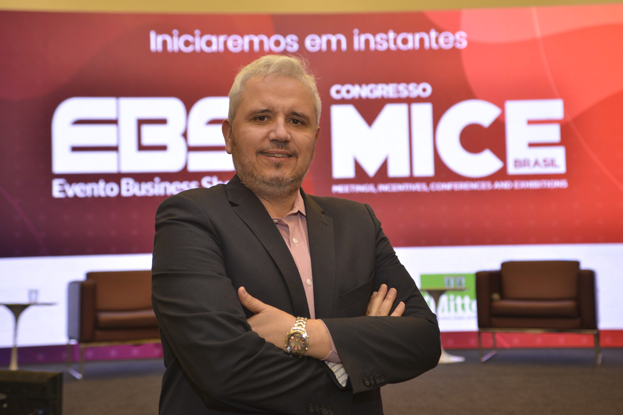 Feira EBS vai reunir compradores e fornecedores do setor MICE durante o Speed Meeting EBS