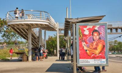 JCDecaux leva arte contemporânea às ruas da Zona Norte e Oeste do Rio de Janeiro