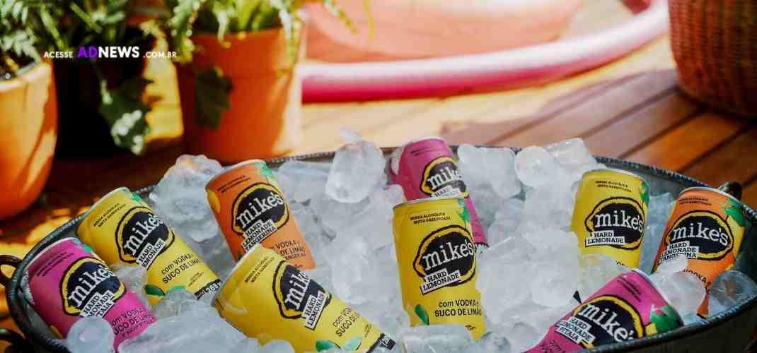 Mike's Hard Lemonade se une a Whindersson Nunes para anunciar chegada em todo o Brasil