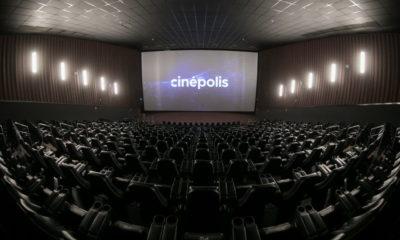 Salas de cinema IMAX viram estúdio para lives e eventos em parceria da URBN Experience, Cinépolis e Gama AV