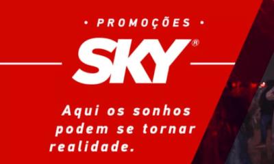 SKY comemora 25 anos e lança promoção para clientes Pós e Pré-Pago