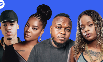 """Spotify incentiva valorização da cultura preta em """"Abra Seus Ouvidos"""""""