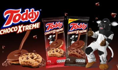 TODDY® Cookies ChocoXtreme chega às prateleiras de todo o país com o mote #CobertosDeToddy