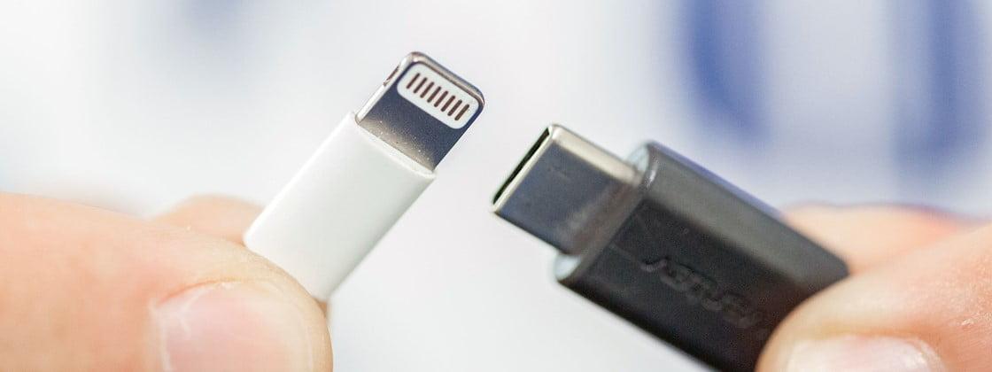 União Europeia quer tornar USB-C obrigatório, incluindo em iPhones