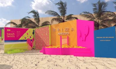 V3A realiza ações de lançamento de Brizza, nova marca da Arezzo