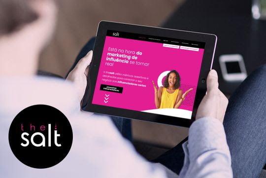 VOQIN' aposta em potência do marketing de influência e lança plataforma 'theSalt' no mercado brasileiro