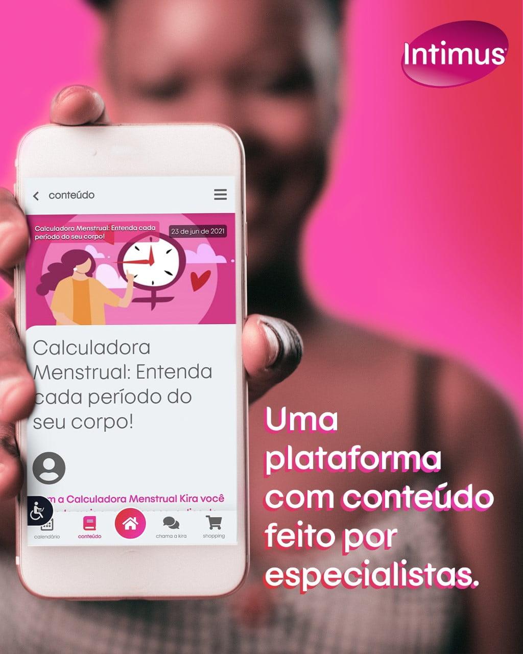 """Intimus lança plataforma de engajamento """"Kira"""" e se aproxima ainda mais das consumidoras"""