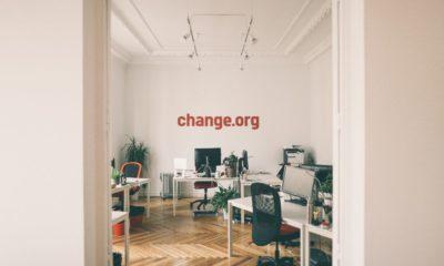 Change.org agora é propriedade da Change.org Fundation
