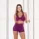 Deborah Secco é a estrela da nova campanha da DLK Modas