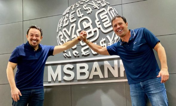 Heber Cardoso é o novo CEO da MS Holdings, que nasce para univr MSBank, MSBB Money e Cloudbreak