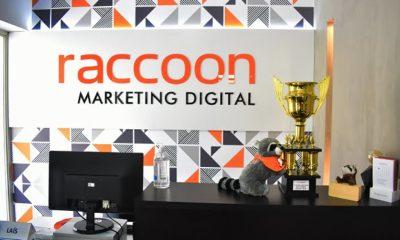 LG é o novo cliente da Raccoon