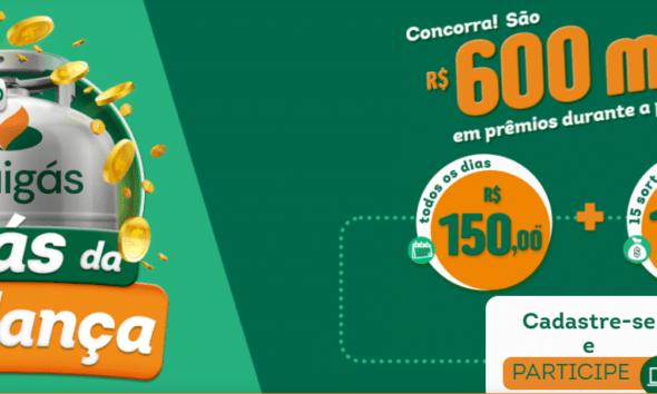 """Liquigás lança promoção """"O Gás da Mudança – Milhares de prêmios pra aquecer sua vida"""""""