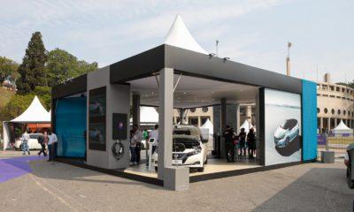 Nissan é destaque em evento sobre Mobilidade Elétrica com ações realizadas pela Avantgarde