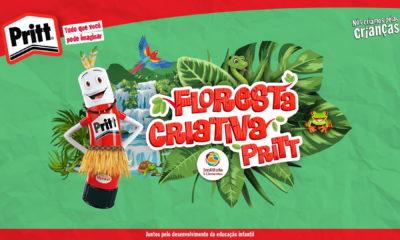 Pritt estimula criatividade com reciclagem e doa 10 mil euros em ação global