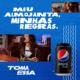 TOMA ESSA: PEPSI® lança campanha que celebra a liberdade de escolha na hora da refeição
